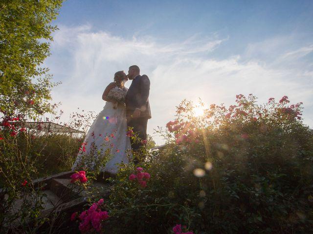 Il matrimonio di Floriana e Stefano a Garlasco, Pavia 13