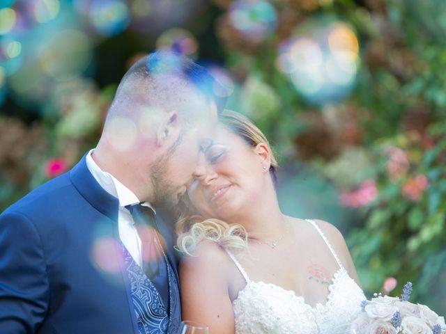 Le nozze di Stefano e Floriana