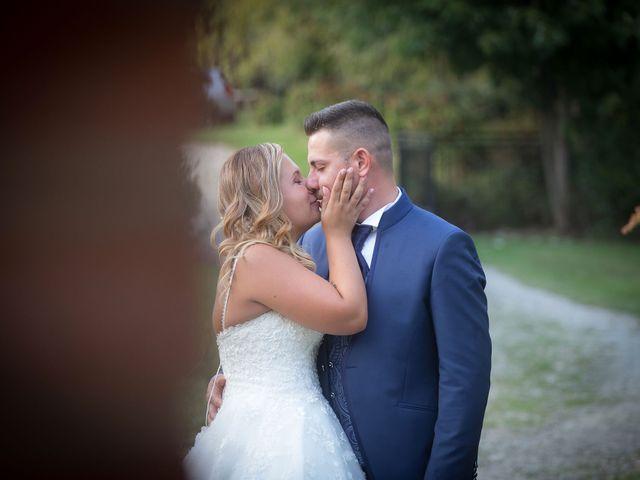 Il matrimonio di Floriana e Stefano a Garlasco, Pavia 15
