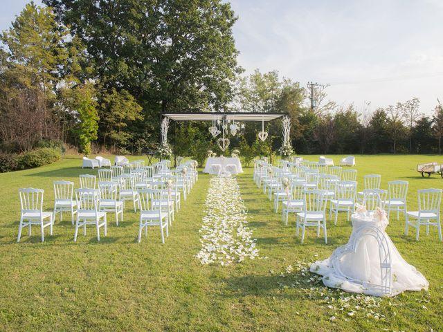 Il matrimonio di Floriana e Stefano a Garlasco, Pavia 21