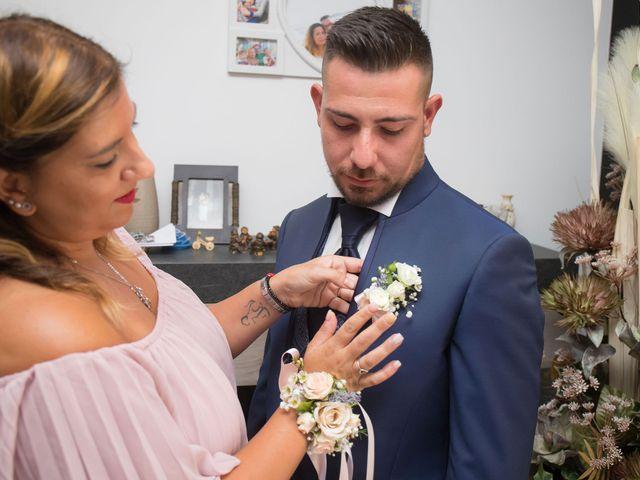 Il matrimonio di Floriana e Stefano a Garlasco, Pavia 25