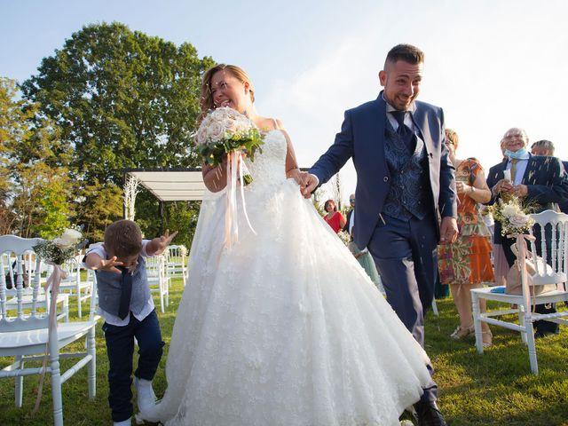 Il matrimonio di Floriana e Stefano a Garlasco, Pavia 26