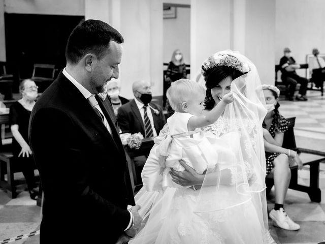 Il matrimonio di Fabrizio e Ludmilla a Torino, Torino 40