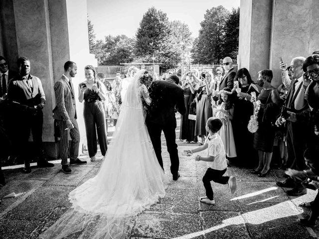 Il matrimonio di Fabrizio e Ludmilla a Torino, Torino 47