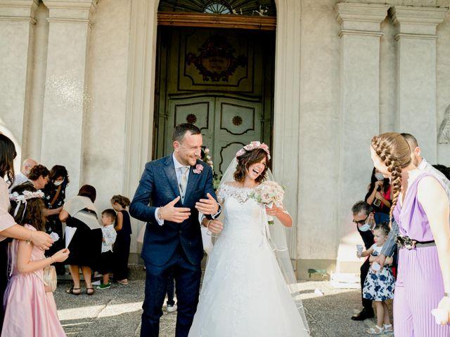 Il matrimonio di Fabrizio e Ludmilla a Torino, Torino 48
