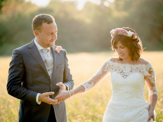 Le nozze di Ludmilla e Fabrizio