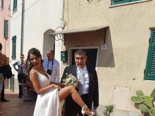 Il matrimonio di Max e Giorgia a Lerici, La Spezia 8