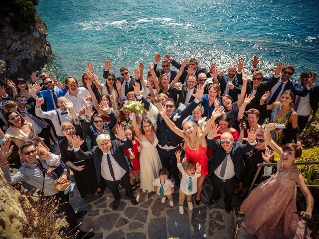 Il matrimonio di Max e Giorgia a Lerici, La Spezia 2