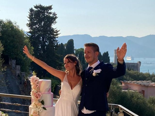 Il matrimonio di Max e Giorgia a Lerici, La Spezia 12