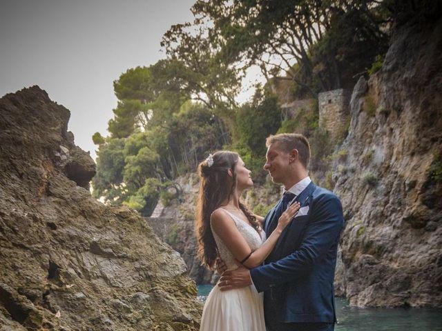 Il matrimonio di Max e Giorgia a Lerici, La Spezia 16