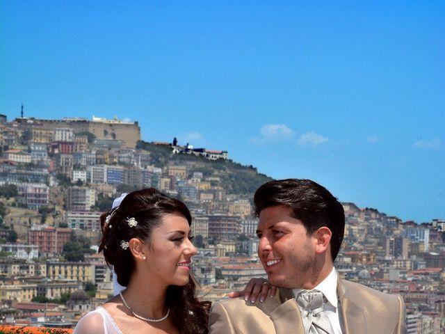 Il matrimonio di Giuseppe e Anna a Torre del Greco, Napoli 3