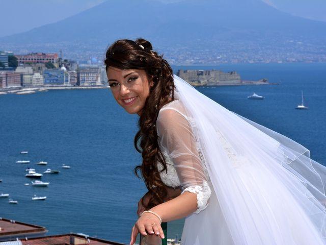 Il matrimonio di Giuseppe e Anna a Torre del Greco, Napoli 2