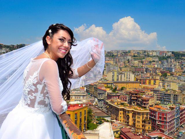 Il matrimonio di Giuseppe e Anna a Torre del Greco, Napoli 4