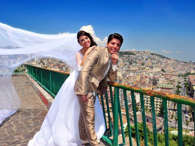 Il matrimonio di Giuseppe e Anna a Torre del Greco, Napoli 5