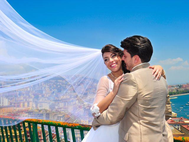 Il matrimonio di Giuseppe e Anna a Torre del Greco, Napoli 7