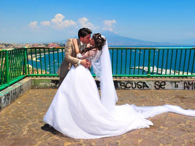 Il matrimonio di Giuseppe e Anna a Torre del Greco, Napoli 9