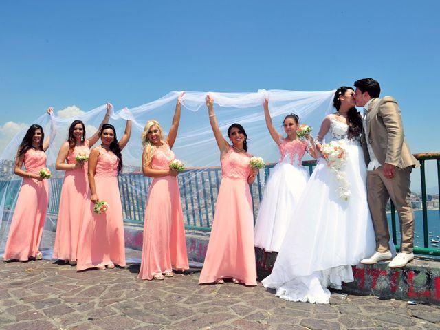 Il matrimonio di Giuseppe e Anna a Torre del Greco, Napoli 11