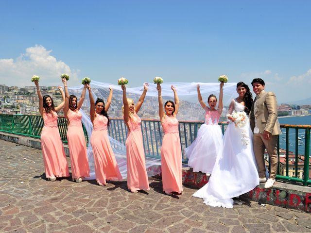 Il matrimonio di Giuseppe e Anna a Torre del Greco, Napoli 12