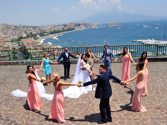 Il matrimonio di Giuseppe e Anna a Torre del Greco, Napoli 13
