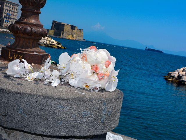 Il matrimonio di Giuseppe e Anna a Torre del Greco, Napoli 14