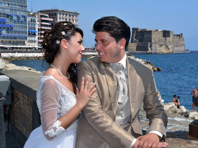 Il matrimonio di Giuseppe e Anna a Torre del Greco, Napoli 15