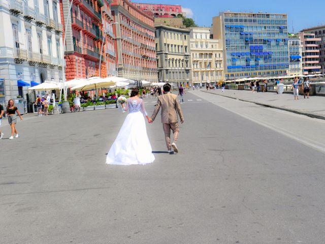 Il matrimonio di Giuseppe e Anna a Torre del Greco, Napoli 16