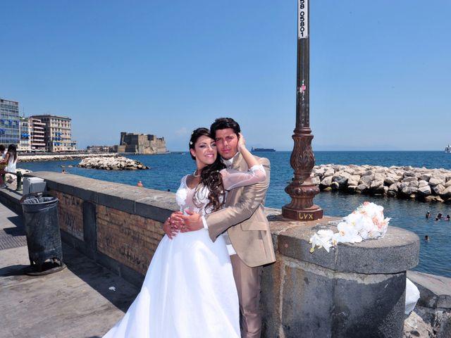 Il matrimonio di Giuseppe e Anna a Torre del Greco, Napoli 19