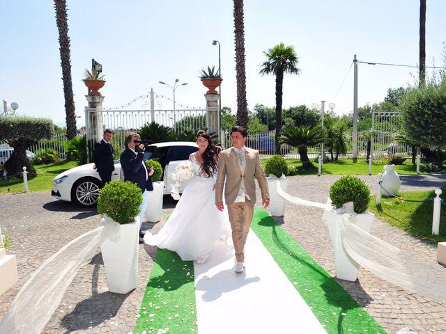 Il matrimonio di Giuseppe e Anna a Torre del Greco, Napoli 22