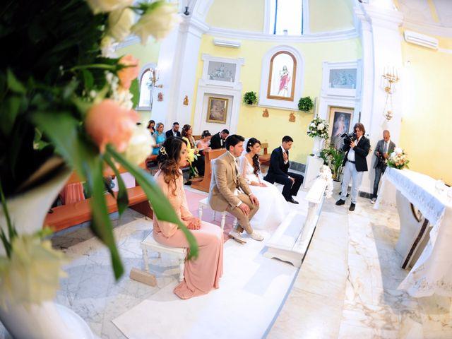 Il matrimonio di Giuseppe e Anna a Torre del Greco, Napoli 38