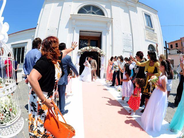 Il matrimonio di Giuseppe e Anna a Torre del Greco, Napoli 39