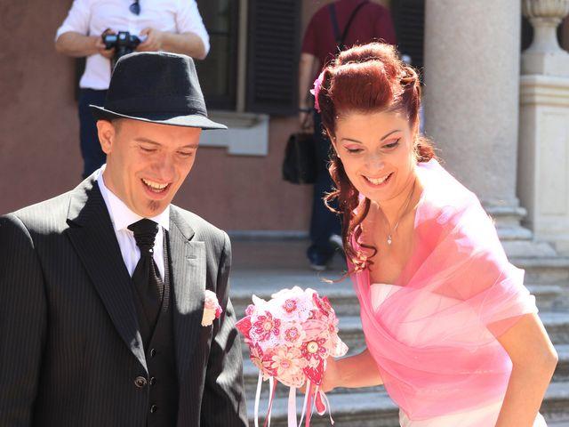 Il matrimonio di Giuseppe e Cinzia a Cinisello Balsamo, Milano 1