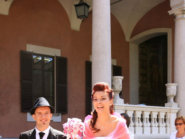 Il matrimonio di Giuseppe e Cinzia a Cinisello Balsamo, Milano 2