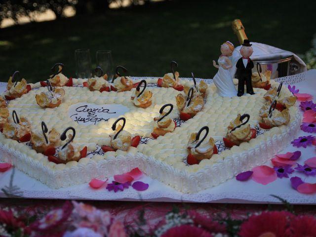 Il matrimonio di Giuseppe e Cinzia a Cinisello Balsamo, Milano 22