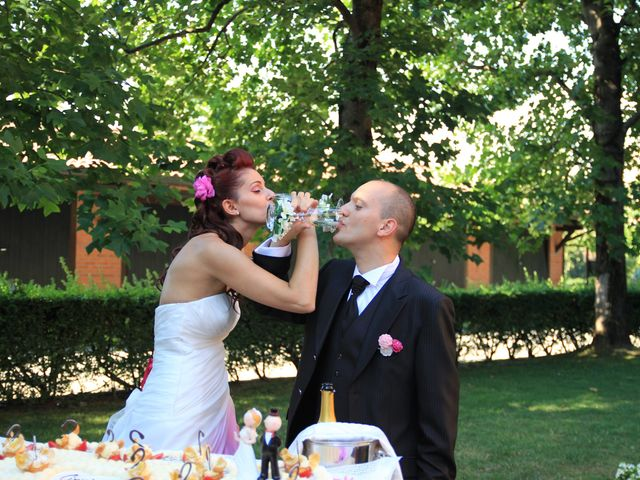 Il matrimonio di Giuseppe e Cinzia a Cinisello Balsamo, Milano 25