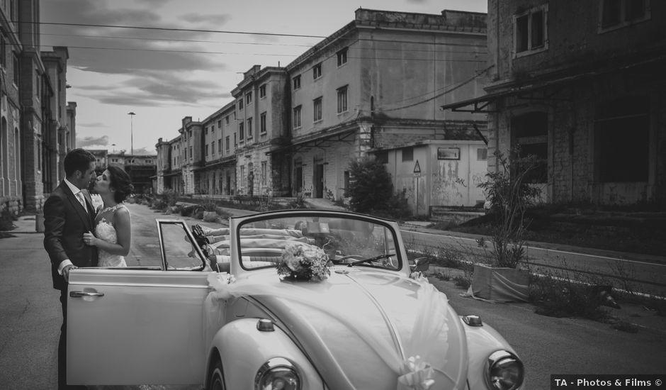 Il matrimonio di Mark e Giulia a Trieste, Trieste