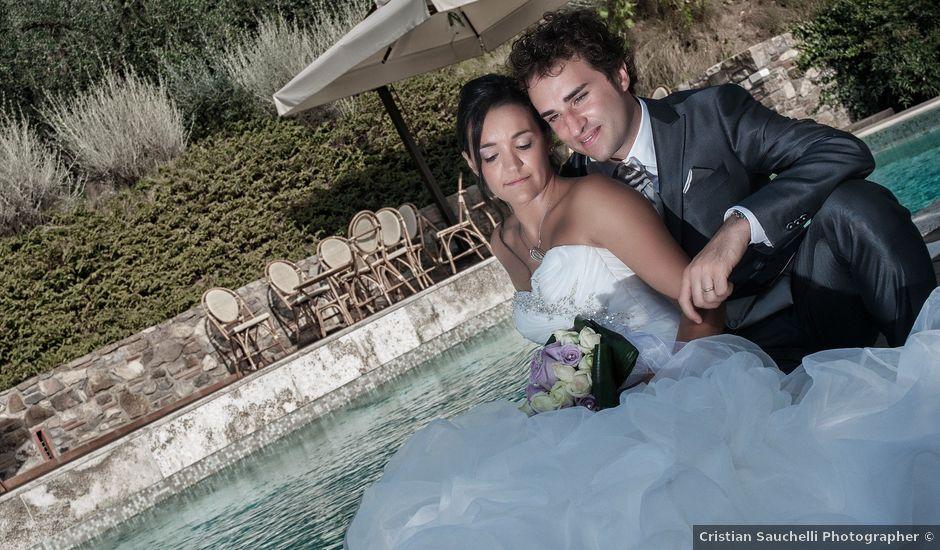 Il matrimonio di alessio e irene a Prato, Prato