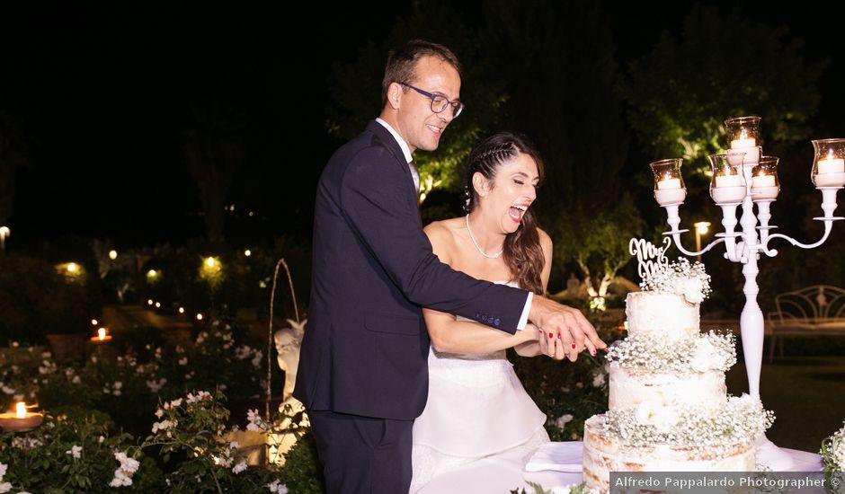 Il matrimonio di Sepp e Emanuela a Valverde, Catania
