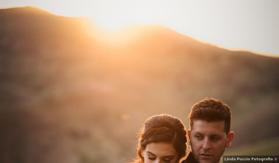 Il matrimonio di Biagio e Angelica a Chiaramonte Gulfi, Ragusa