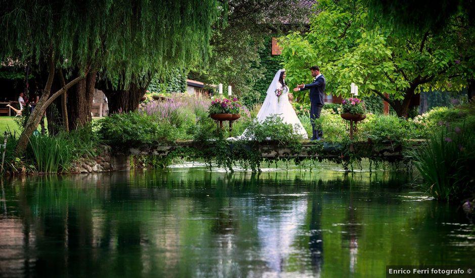 Il matrimonio di Boris e Gabriela a Valeggio sul Mincio, Verona