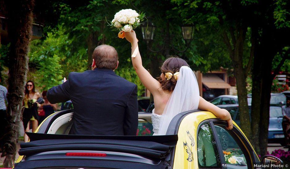 Il matrimonio di Simone e Simona a Brescia, Brescia