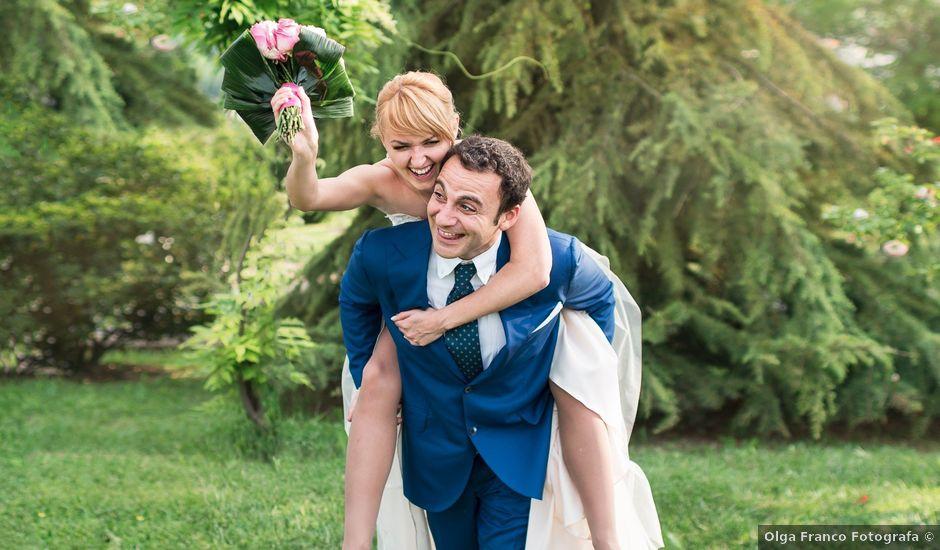 Il matrimonio di Emanuele e Natalia a Alba, Cuneo