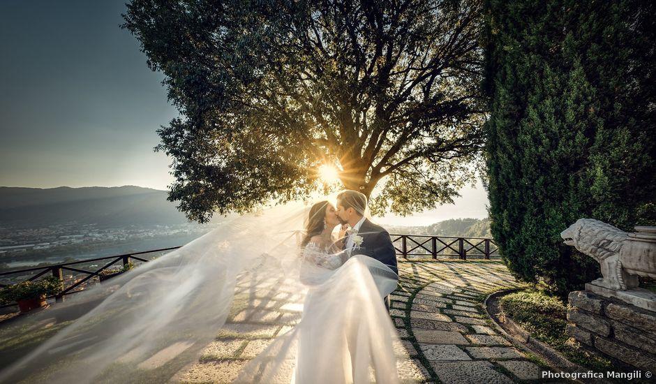Il matrimonio di Dante e Valentina a Calolziocorte, Lecco