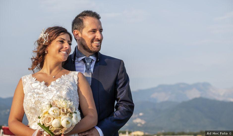 Il matrimonio di Mara e Nicola a Ameglia, La Spezia
