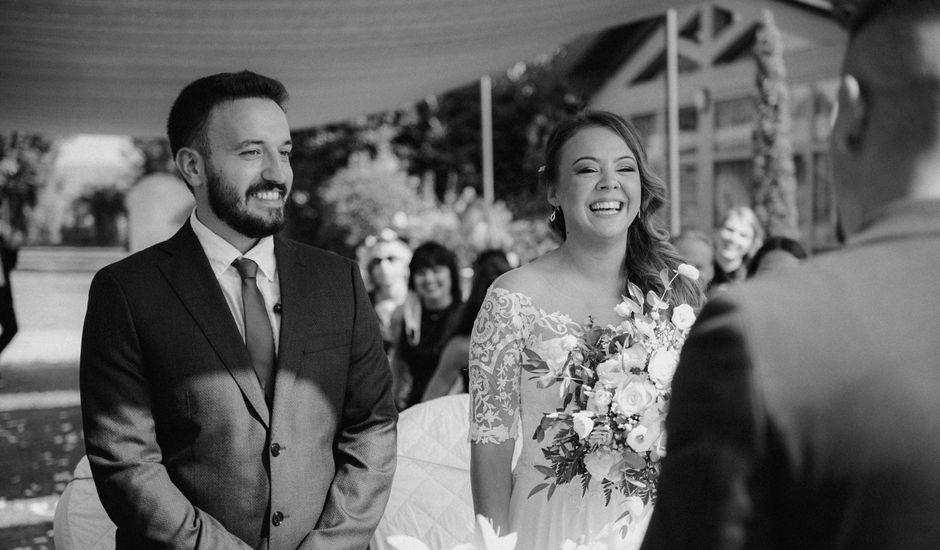 Il matrimonio di Thomas e Juliana a Castrezzato, Brescia