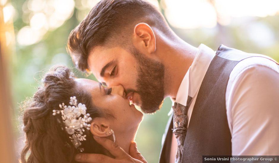 Il matrimonio di Marwan e Natascia a Tivoli, Roma