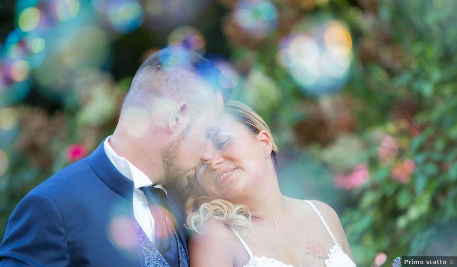 Il matrimonio di Floriana e Stefano a Garlasco, Pavia