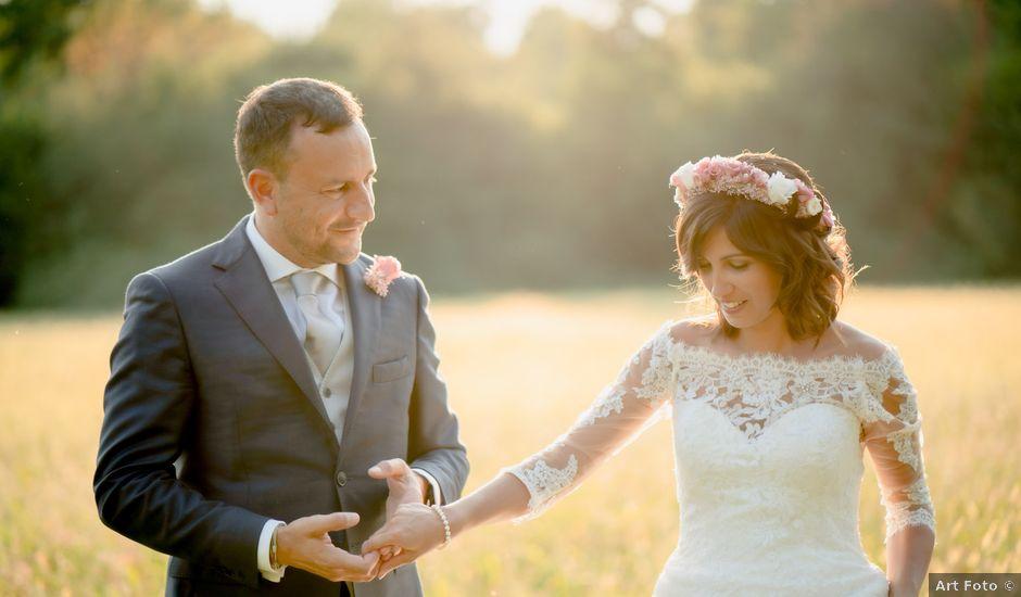 Il matrimonio di Fabrizio e Ludmilla a Torino, Torino