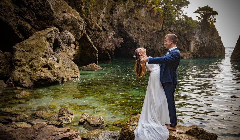 Il matrimonio di Max e Giorgia a Lerici, La Spezia