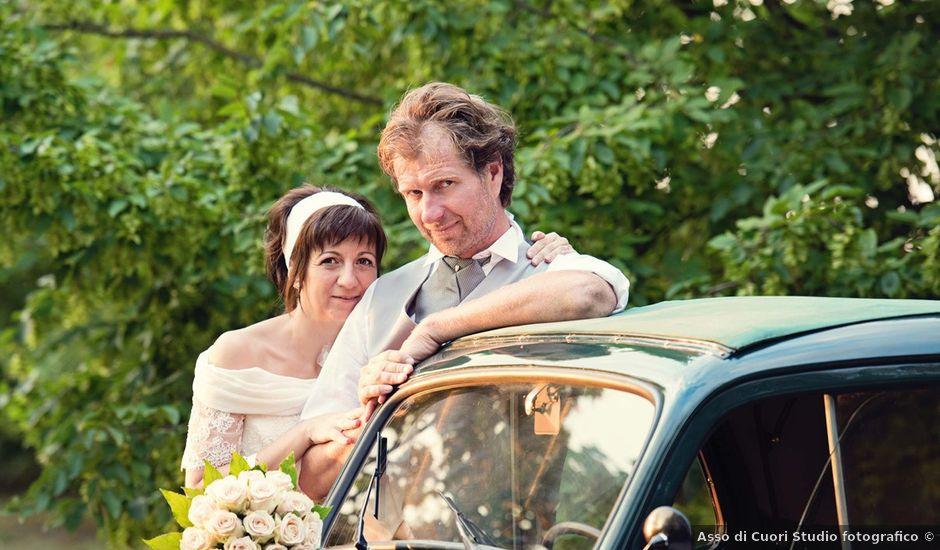 Il matrimonio di Roberto e Marianna a Bondeno, Ferrara
