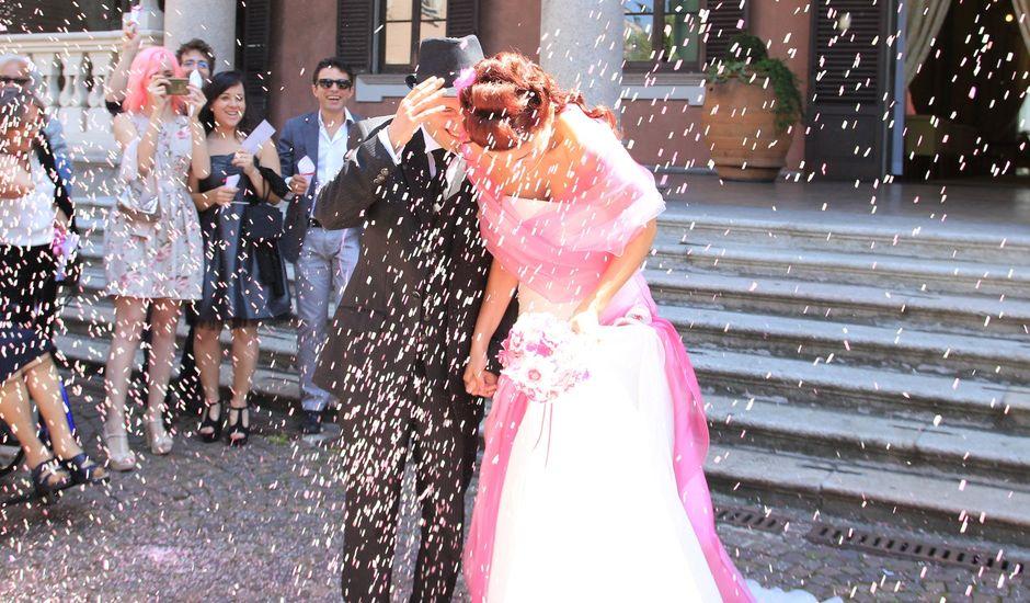 Il matrimonio di Giuseppe e Cinzia a Cinisello Balsamo, Milano